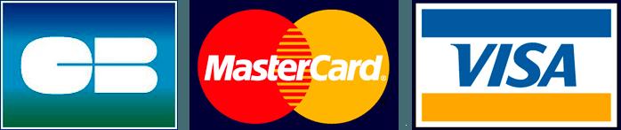 Paiement sécurisé. Méthodes de payement: Visa/Mastercard/Paypal